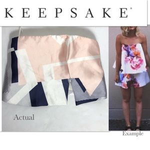 Keepsake Sleeveless Crop Top